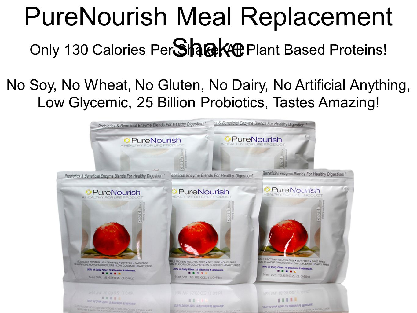PureNourish Meal Replacement Shake