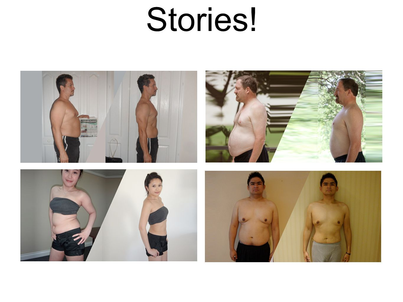 Slenderiix Success Stories!