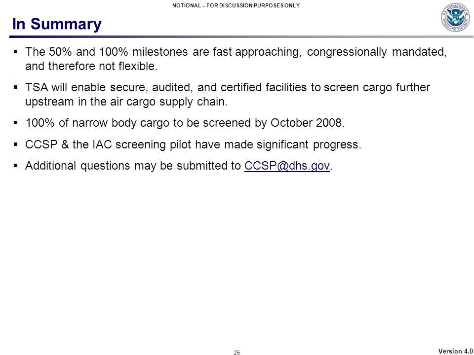 Certified Cargo Screening Program Ppt Download