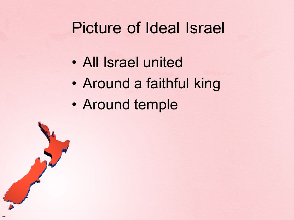Picture of Ideal Israel