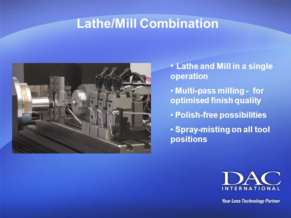 Lathe/Mill Combination