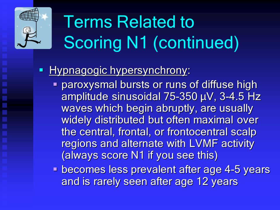 Terms Related to Scoring N1 (continued)