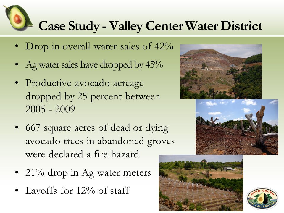 Case Study - Valley Center Water District