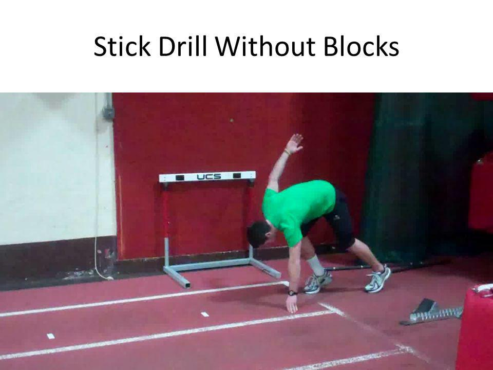 Stick Drill Without Blocks