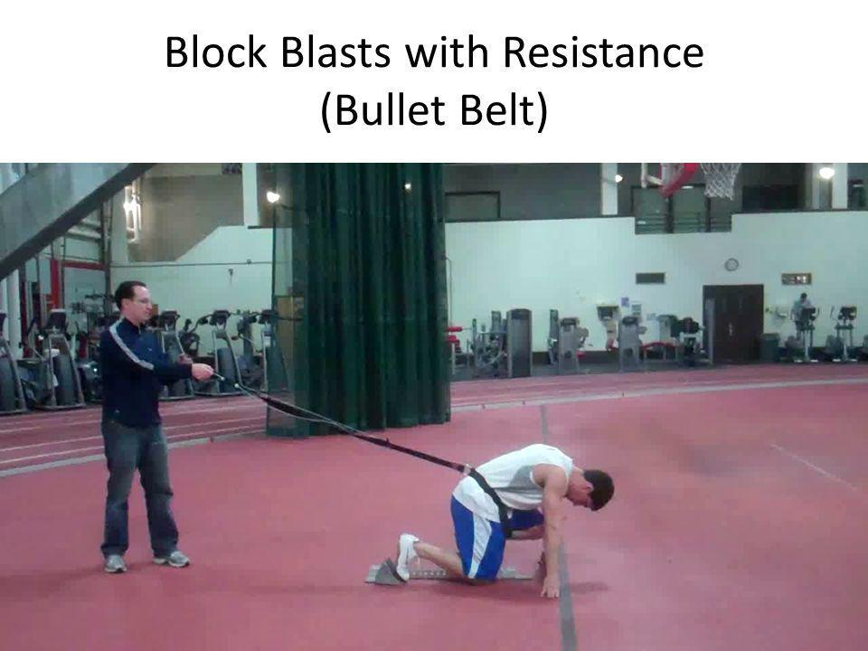 Block Blasts with Resistance (Bullet Belt)