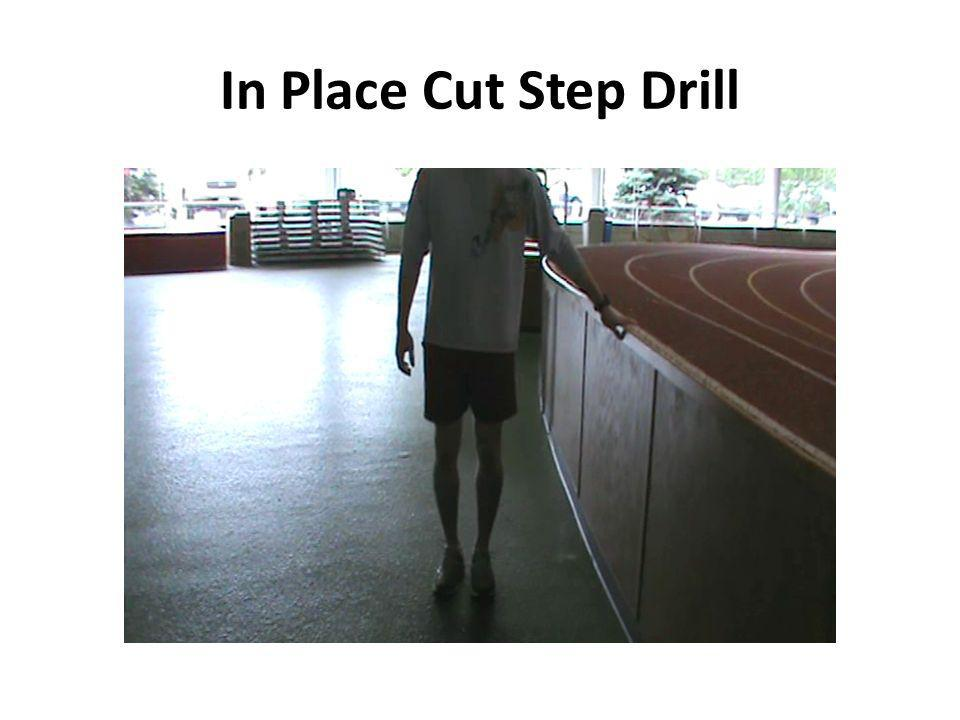 In Place Cut Step Drill