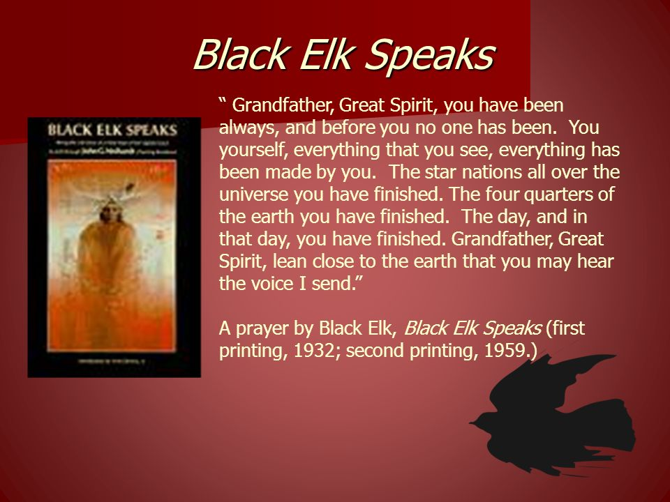 Black Elk Speaks