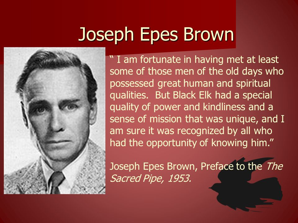 Joseph Epes Brown