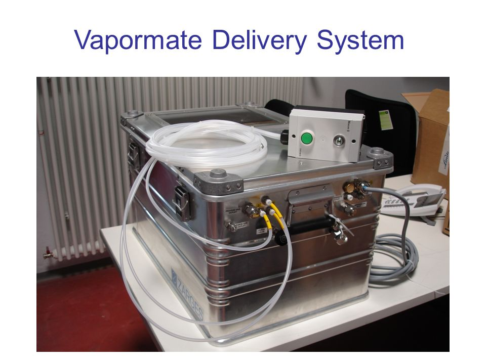 Vapormate Delivery System