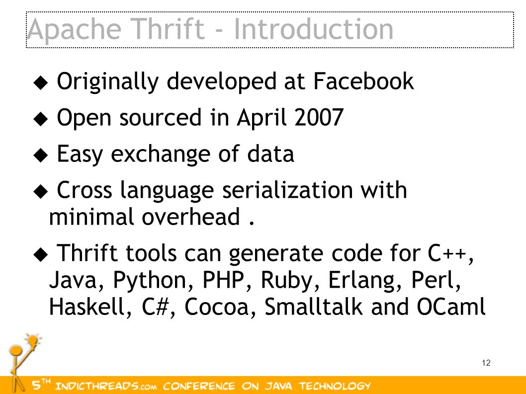 Apache Thrift - Introduction