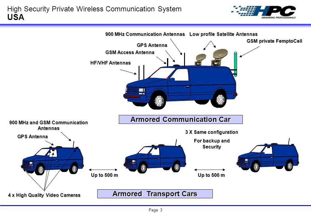 Armored Communication Car Armored Transport Cars