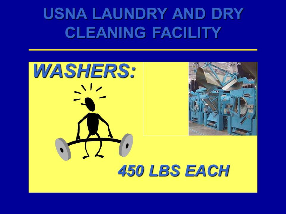WASHERS: 450 LBS EACH