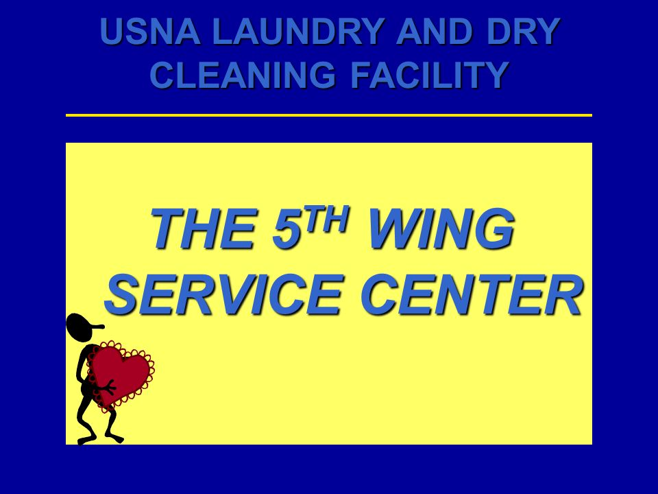 THE 5TH WING SERVICE CENTER