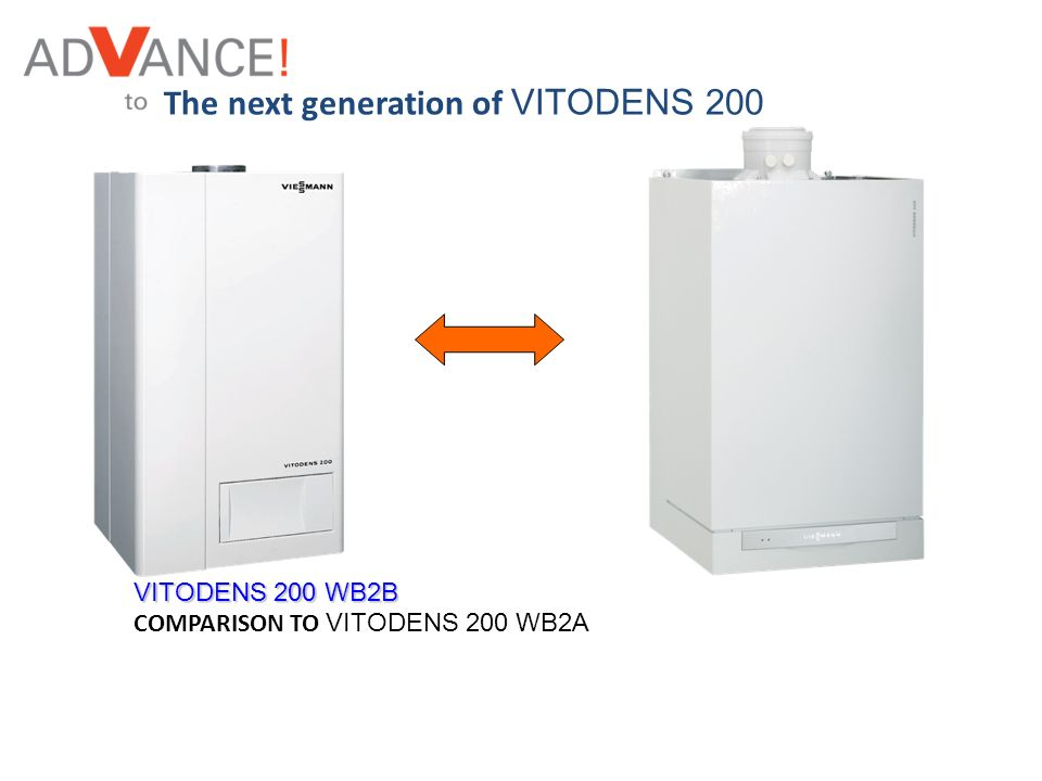 The next generation of VITODENS 200