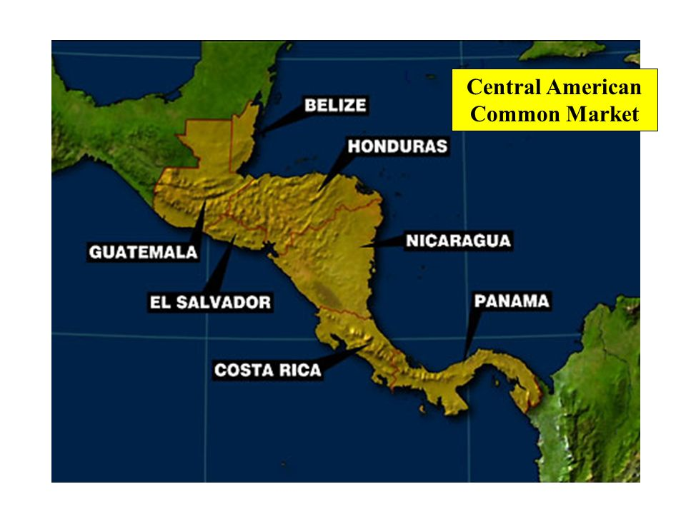 Central American Common Market