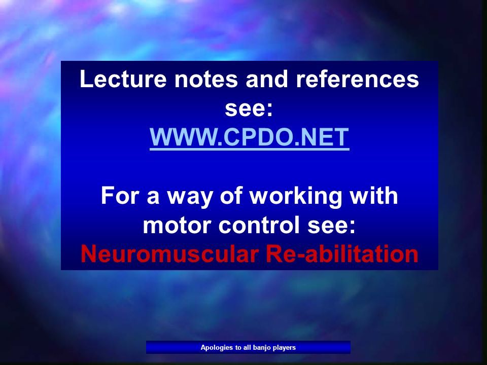 Lecture notes and references see: