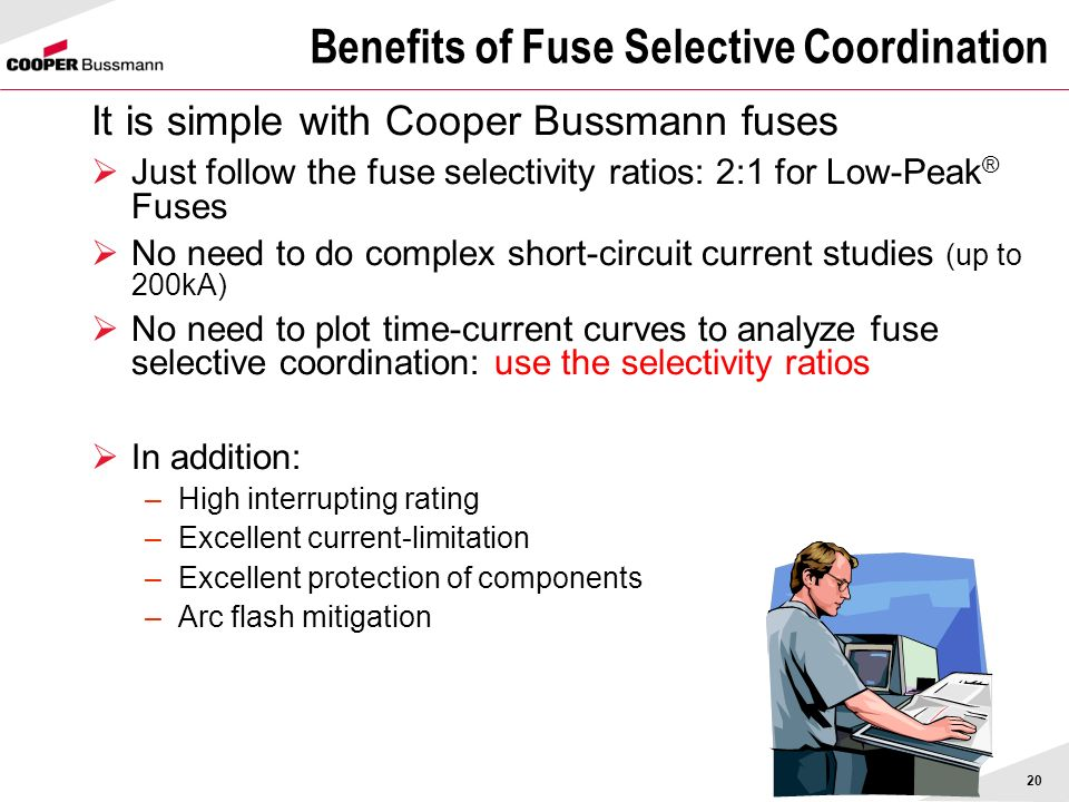 Benefits of Fuse Selective Coordination