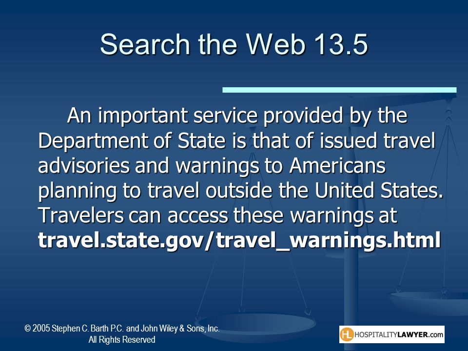 Search the Web 13.5