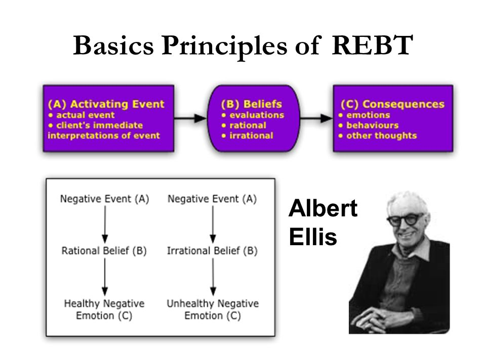 Basics Principles of REBT