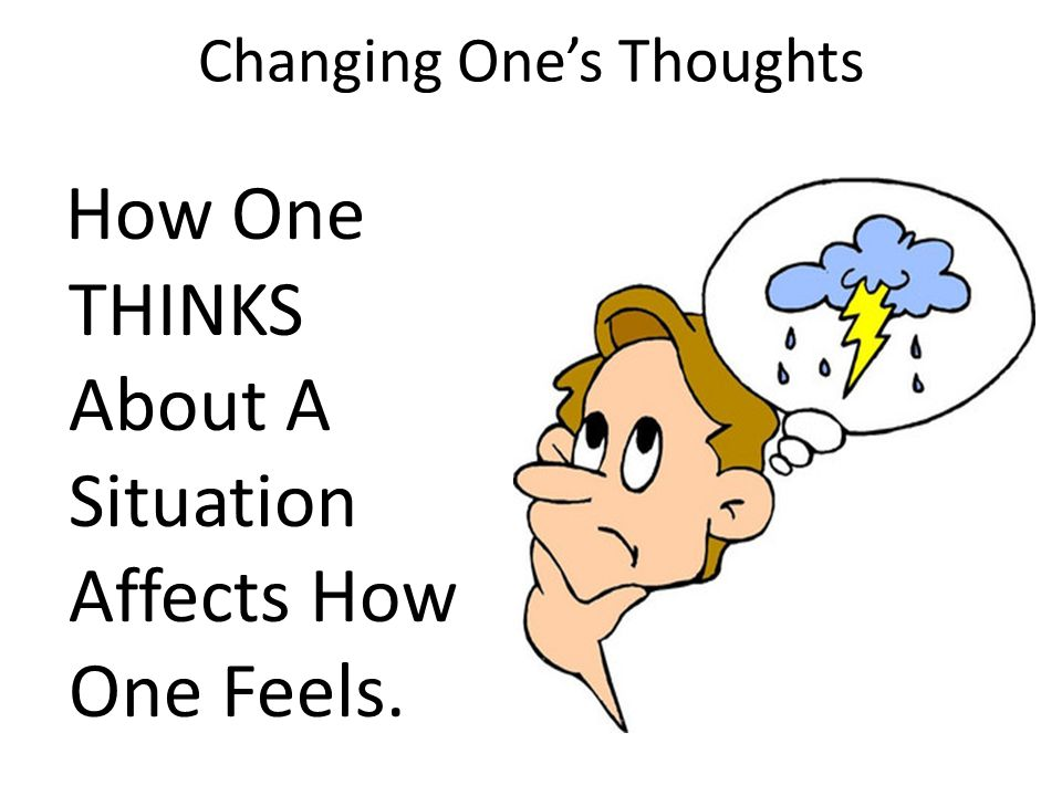 Changing One's Thoughts