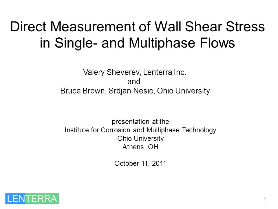 Direct Measurement of Wall Shear Stress in Single- and Multiphase Flows