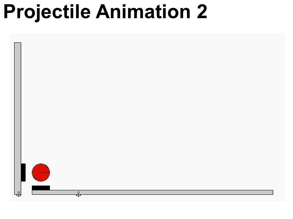 Projectile Animation 2