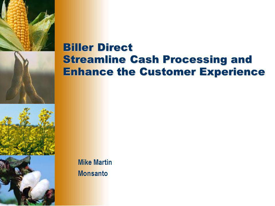 Biller Direct Streamline Cash Processing and Enhance the Customer Experience
