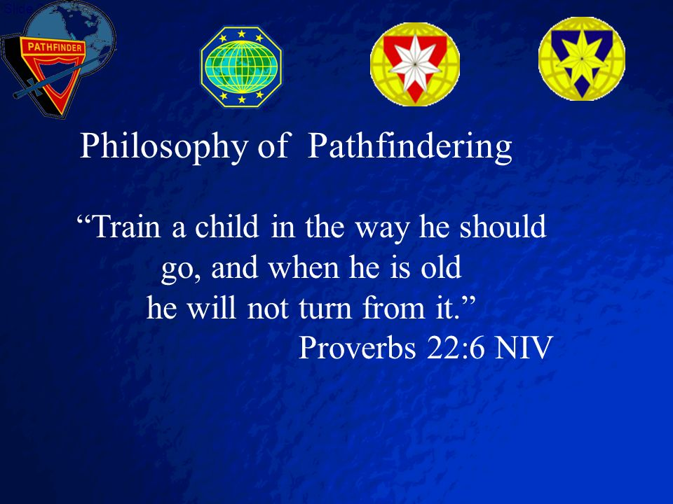 Philosophy of Pathfindering