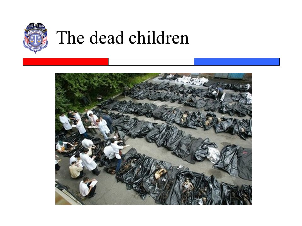 The dead children