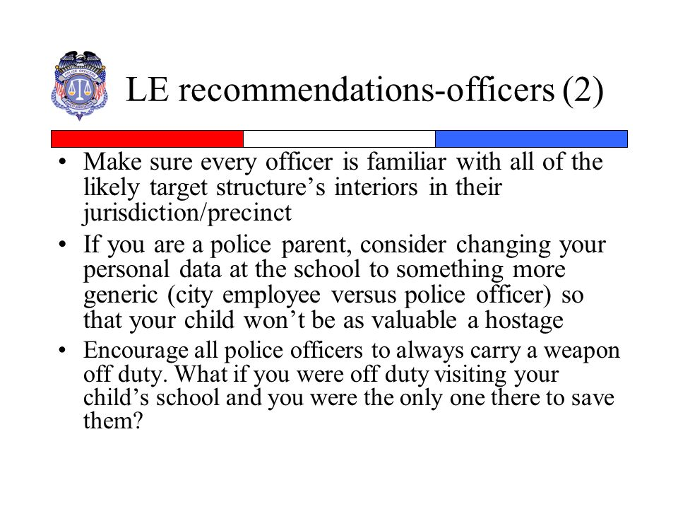 LE recommendations-officers (2)