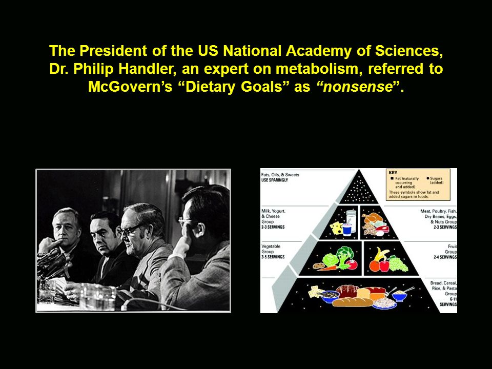 The President of the US National Academy of Sciences,