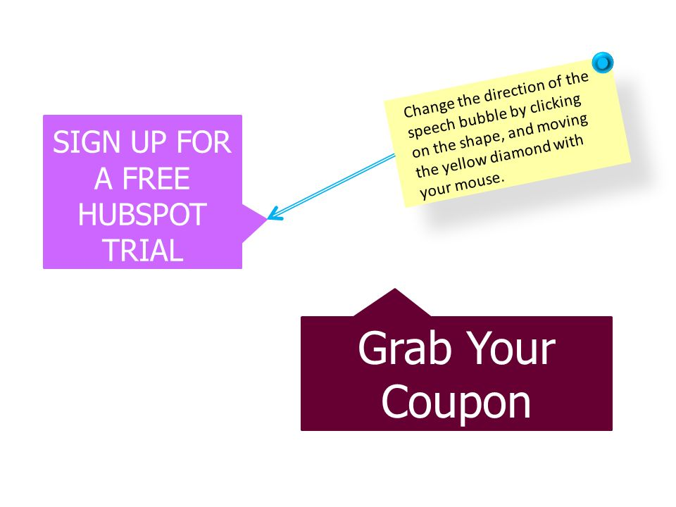 SIGN UP FOR A FREE HUBSPOT TRIAL