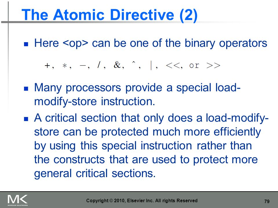 The Atomic Directive (2)