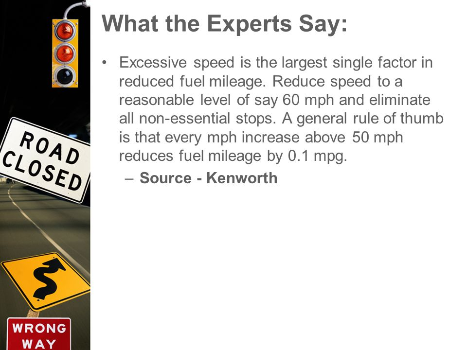 What the Experts Say: