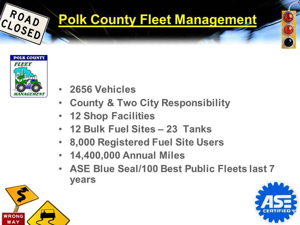 Polk County Fleet Management