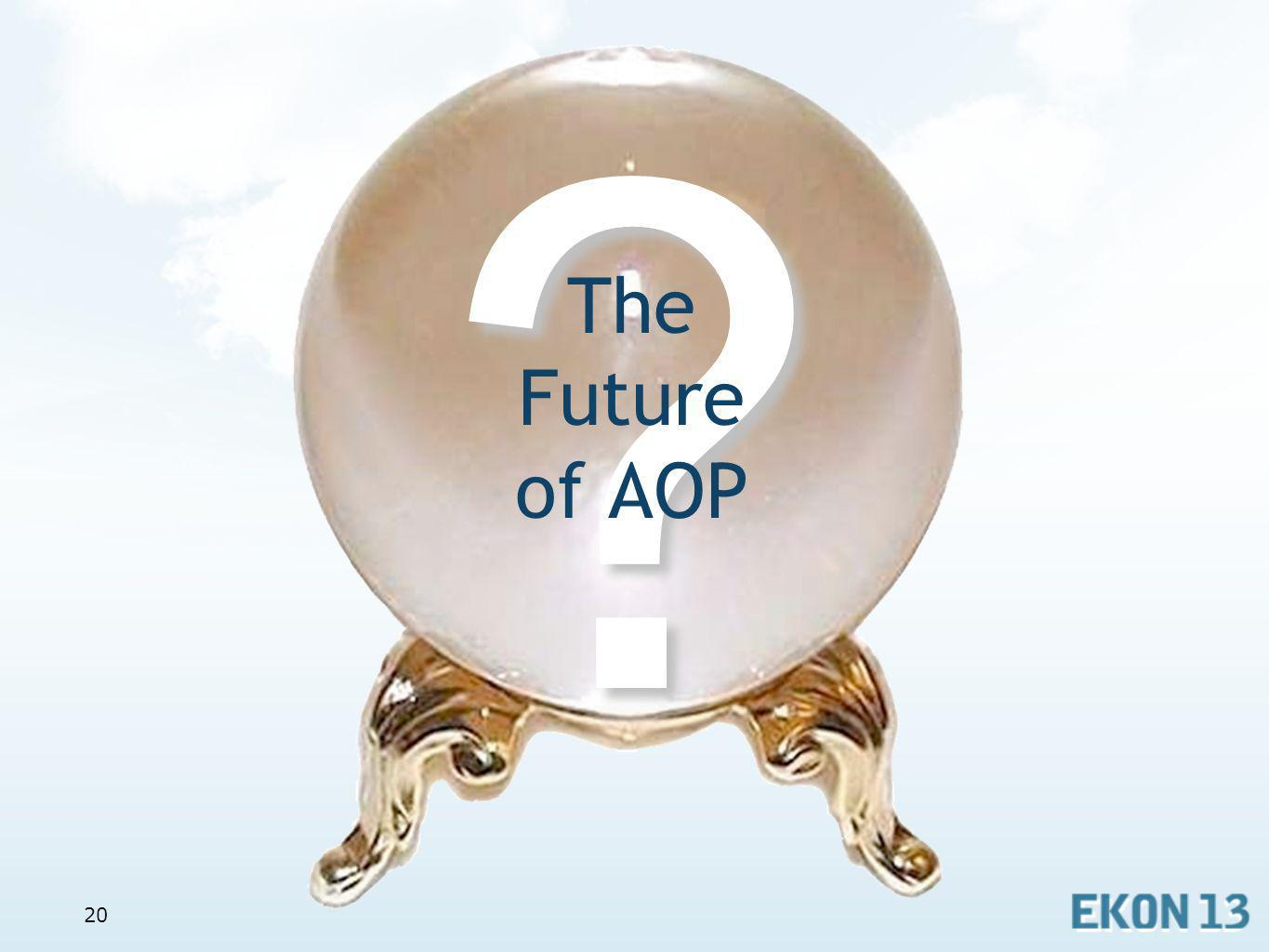 The Future of AOP