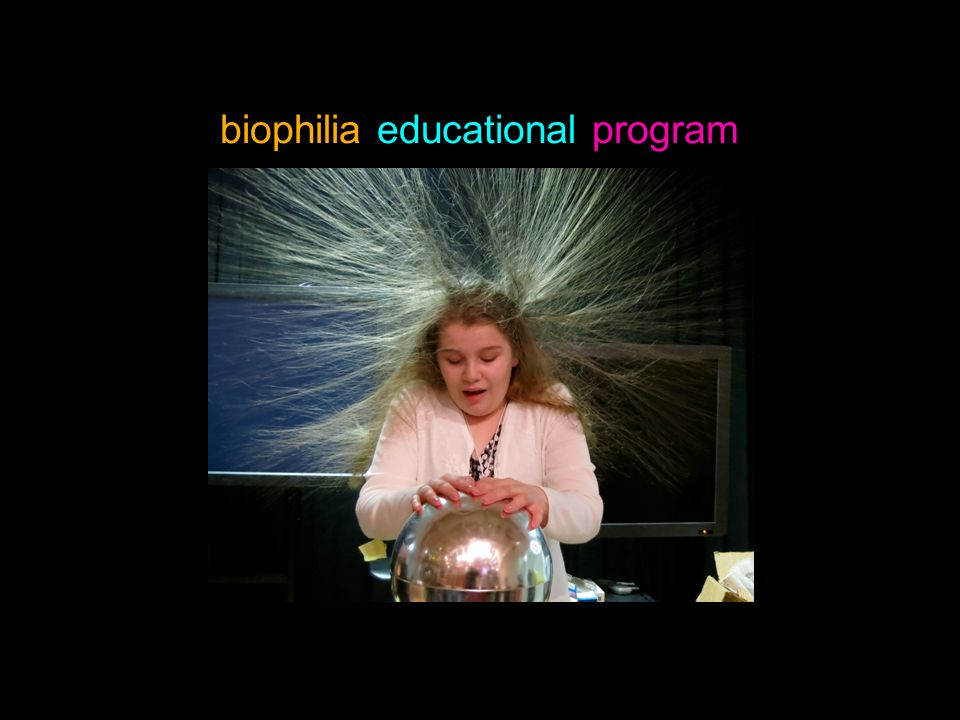 biophilia educational program
