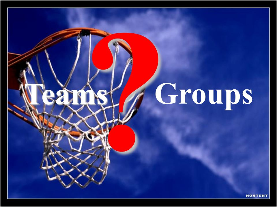 Teams Groups