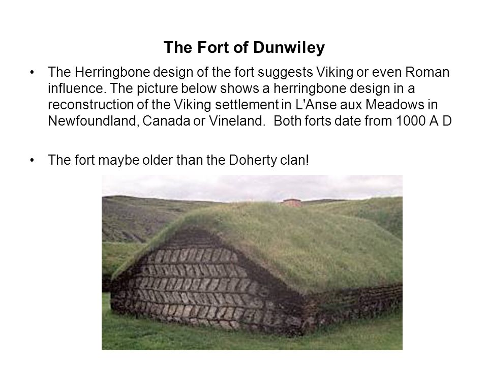 The Fort of Dunwiley