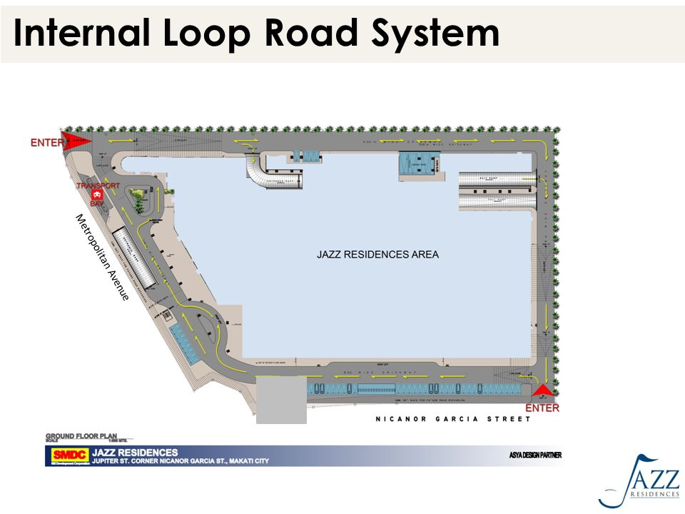 Internal Loop Road System