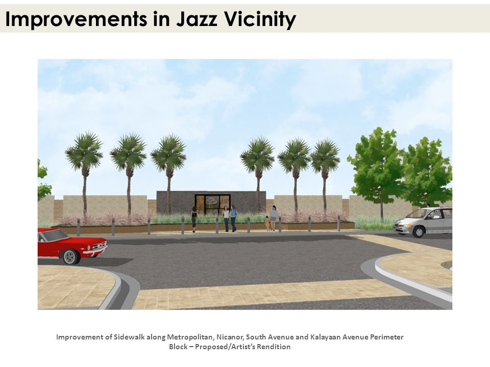 Improvements in Jazz Vicinity