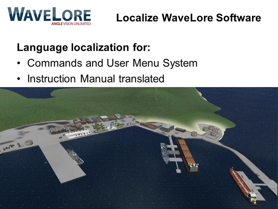 Localize WaveLore Software