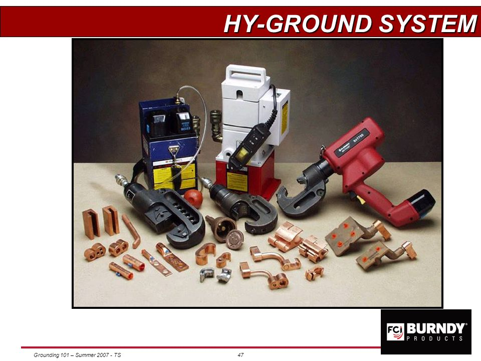 HY-GROUND SYSTEM