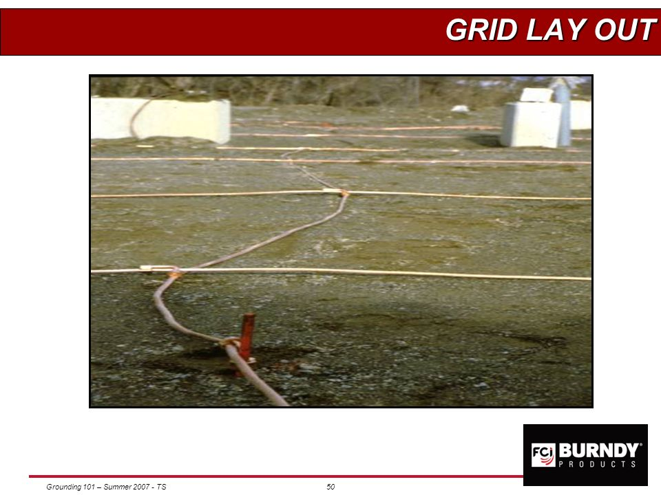 GRID LAY OUT