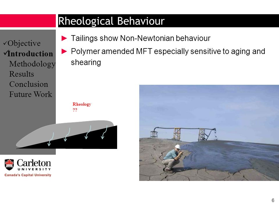 Rheological Behaviour