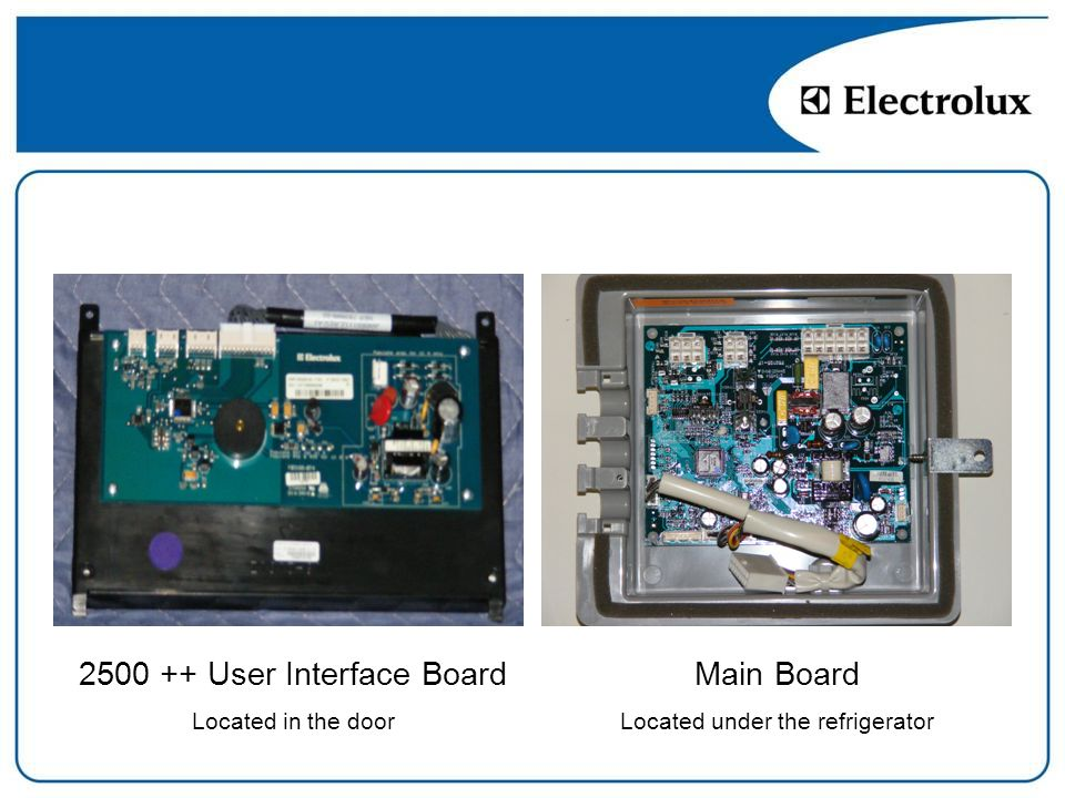 User Interface Board Main Board