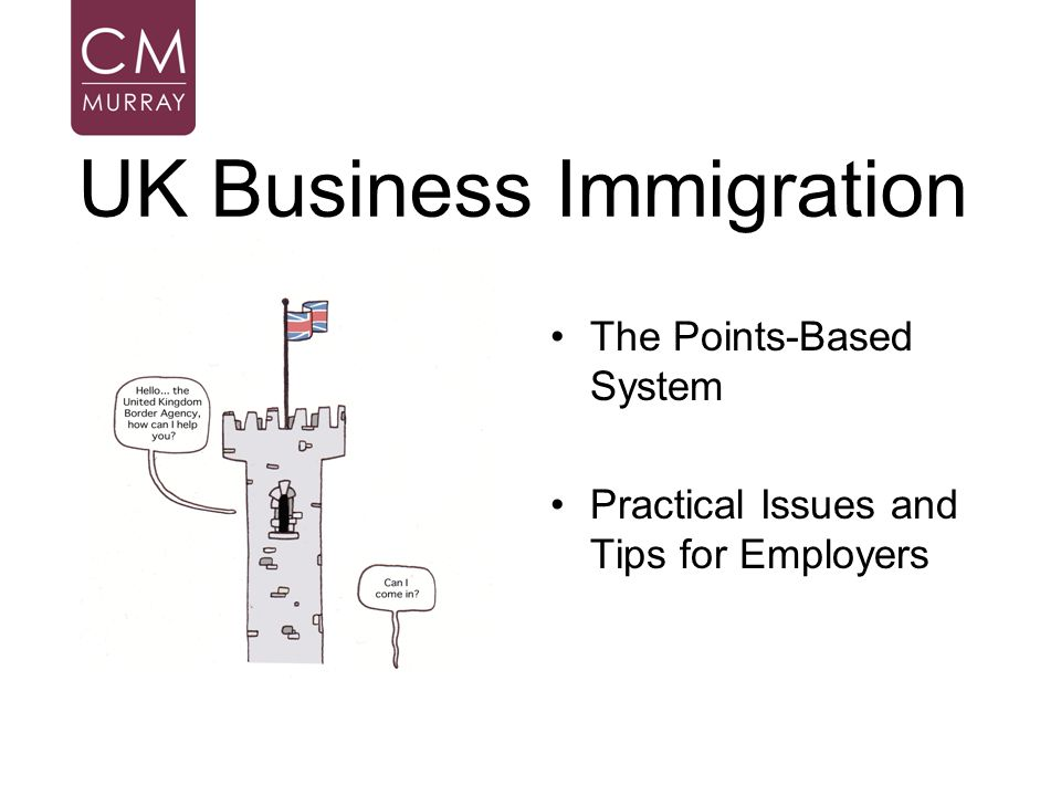 UK Business Immigration