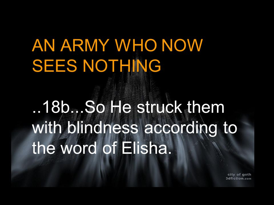 AN ARMY WHO NOW SEES NOTHING. 18b