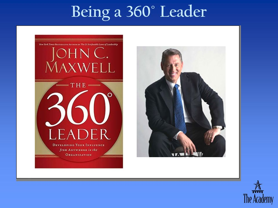 Being a 360° Leader