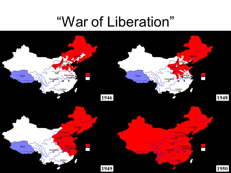 War of Liberation